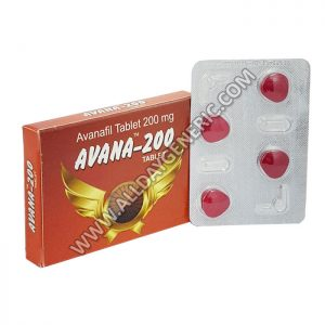 avana 200 mg, Avanafil 200 mg, Generic Avanafil