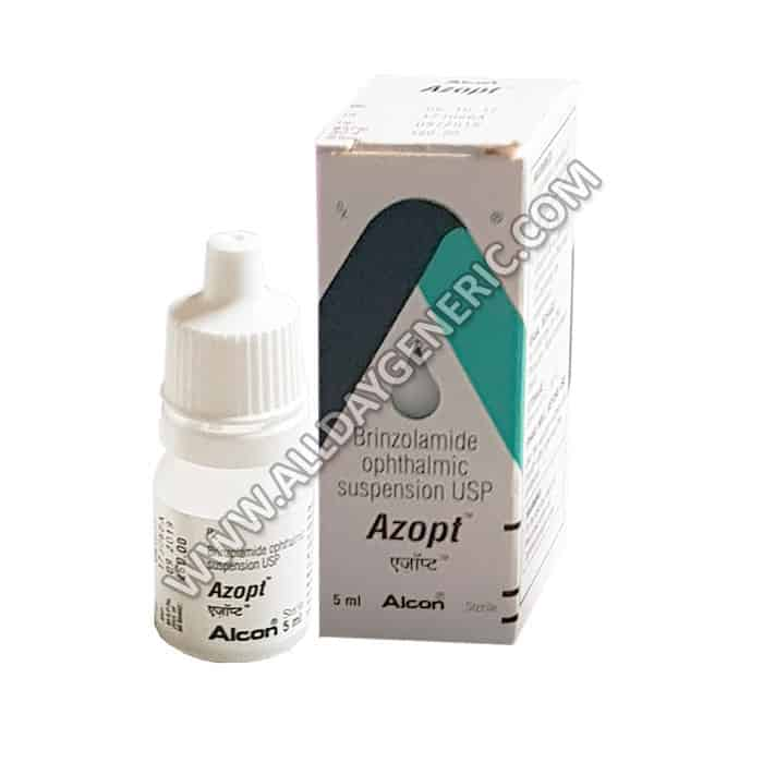 Azopt Eye Drop (Brinzolamide)