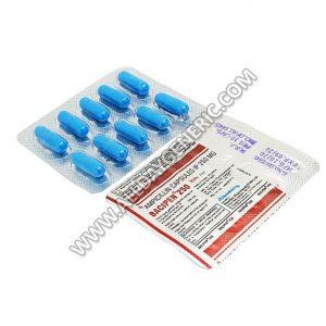 Bacipen 250 mg, Ampicillin, Ampicillin 250 mg