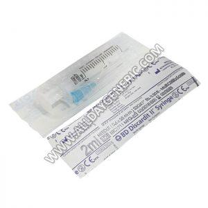 BD Plastipak Syringe (Syringe)