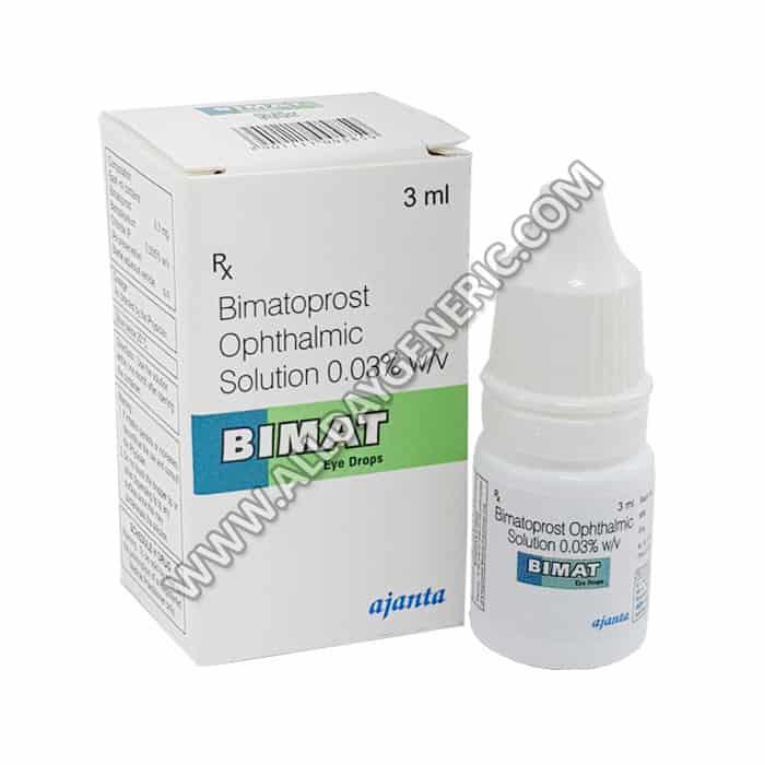 Bimat Eye Drops (Bimatoprost)