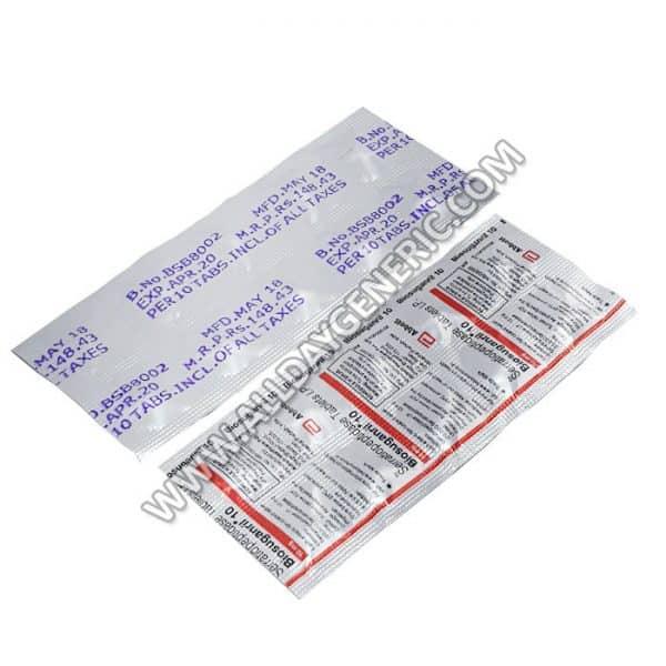 biosuganril-10-mg-tablet