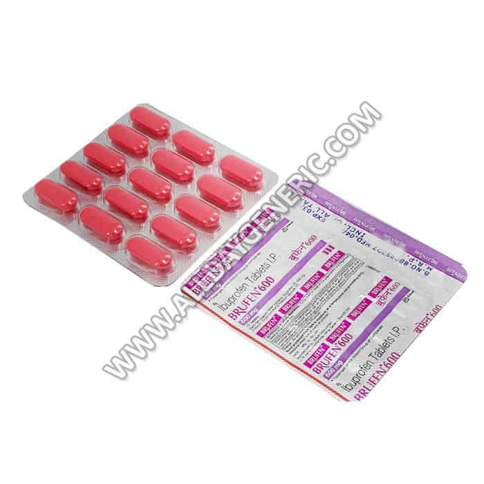 brufen 600 (Ibuprofen)