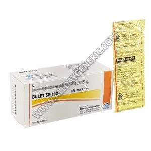 Bulet SR 150 mg (Bupropion)