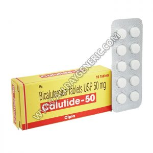 Calutide 50 mg Tablet(bicalutamide)