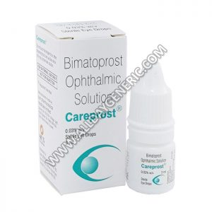 Careprost Eye Drop (Bimatoprost)