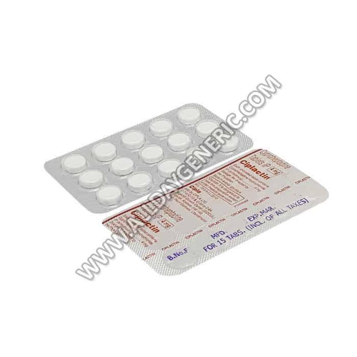 Ciplactin (Cyproheptadine)