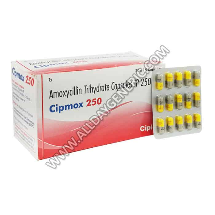 Cipmox 250 (Amoxicillin)