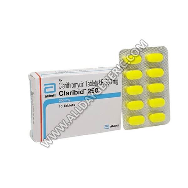 claribid-250-mg