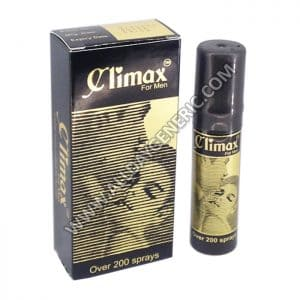 Climax Control Spray, Climax Spray, lidocaine