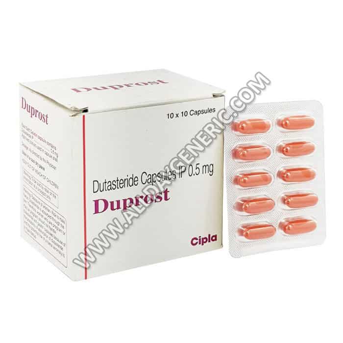 Duprost (Dutasteride)