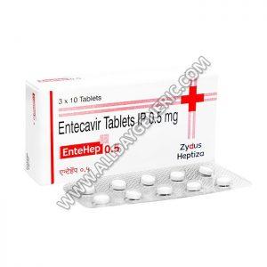 entehep 0.5 mg (Entecavir)