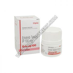 Erlocip 100 (Erlotinib)