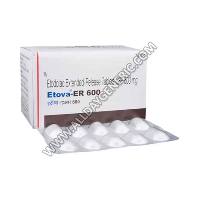 etova er 600 uses (Etodolac)