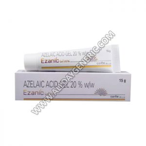 Ezanic 20% Cream, Azelaic Acid, Azelaic Acid cream 20