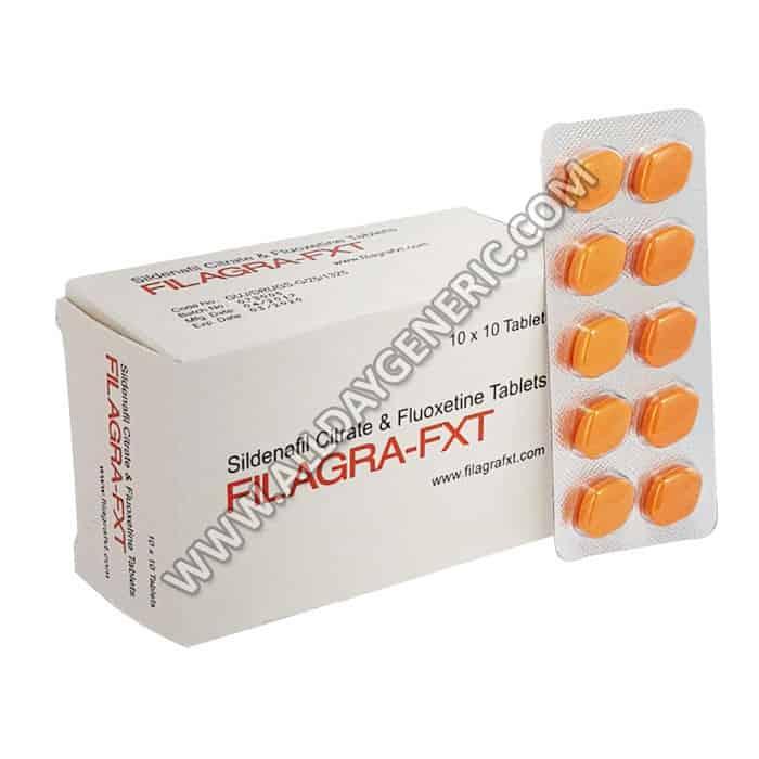 filagra fxt (Sildenafil Fluoxetine)