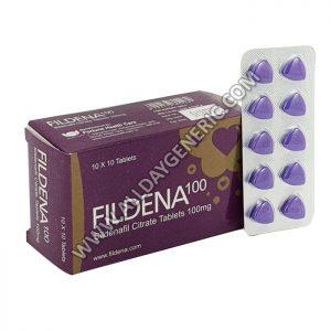 Fildena 100 purple (Sildenafil 100)