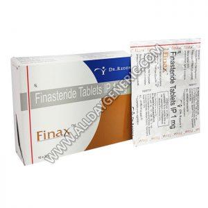 Finax (Finasteride 1 mg)