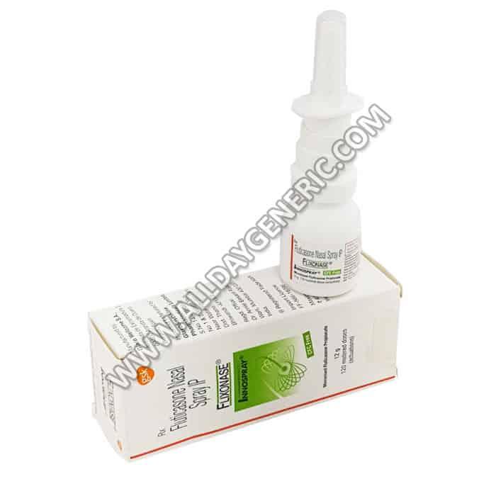 Flixonase | Flixonase Nasal spray (Fluticasone propionate)