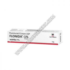 Flonida -1% Cream (Fluorouracil)