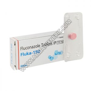 Fluka 150 mg Tablet (Fluconazole)