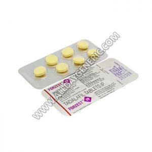 Forzest 20 mg (Tadalafil generic)