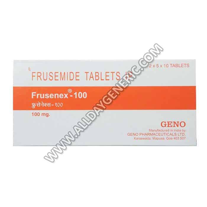 Frusenex 100 (Furosemide tablet)