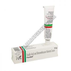 Fucibet Cream (Fusidic Acid / Betamethasone)