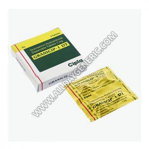 Granicip 1 mg (Granisetron)
