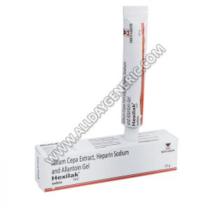 Hexilak Gel, Extractum cepae