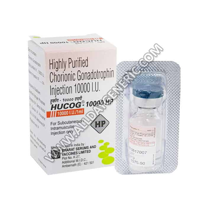 HUCOG | HUCOG 10000 IU (Hcg Injections)