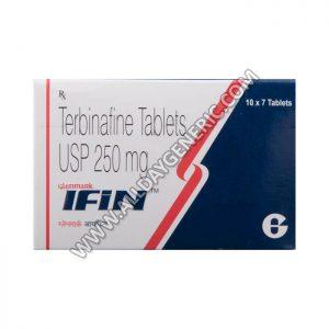 Ifin Tablet (Terbinafine 250 mg)