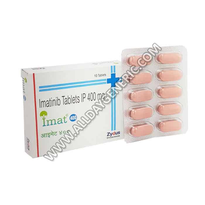 Imat 400 mg (Imatinib)