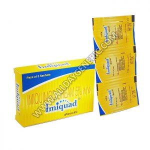 Imiquad Cream (Imiquimod)