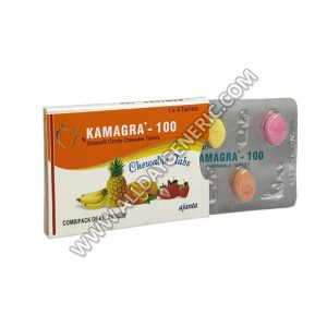 kamagra chewable tablet (kamagra soft chewable tablets 100mg), alldaygeneric