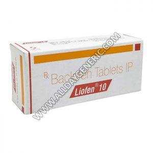 Liofen 10 mg(Baclofen)
