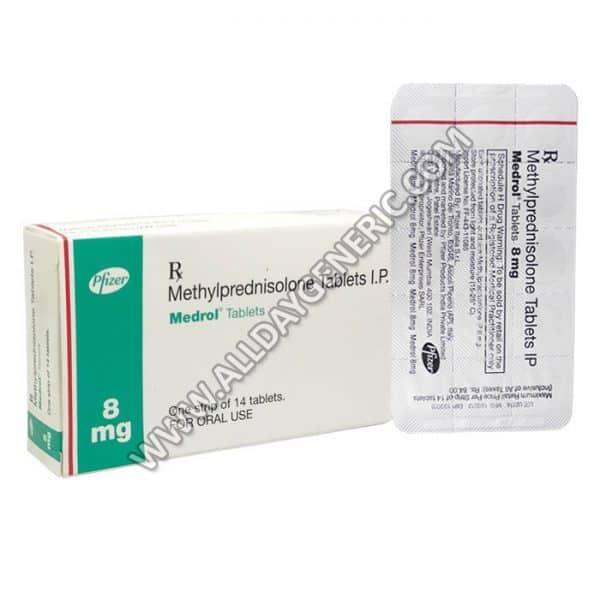 medrol-8-mg-tablet