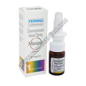 Minirin Nasal Spray, Desmopressin