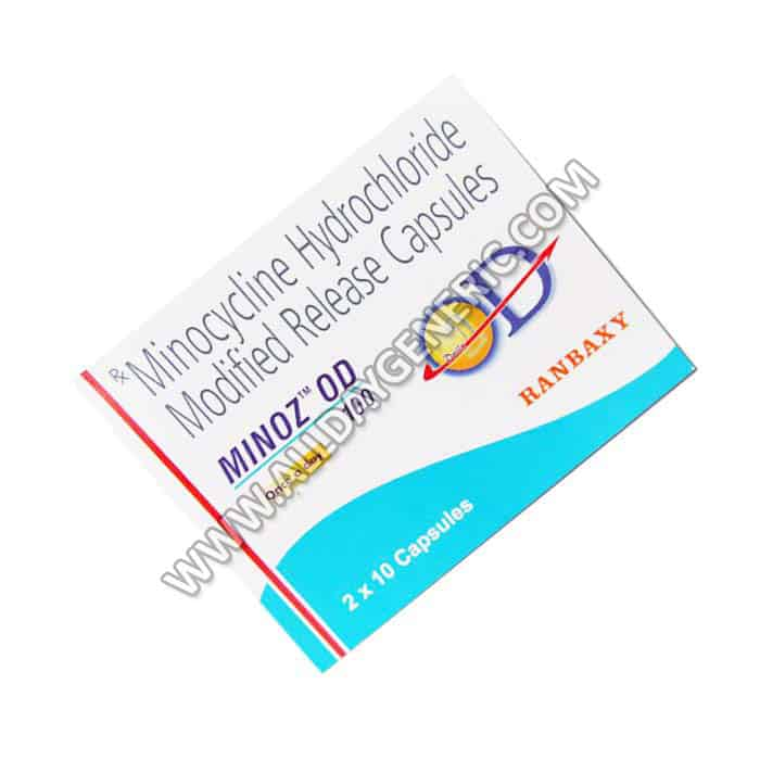Minoz 100 (Minocycline)