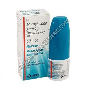 Nasonex Nasal Spray(Mometasone Furoate)
