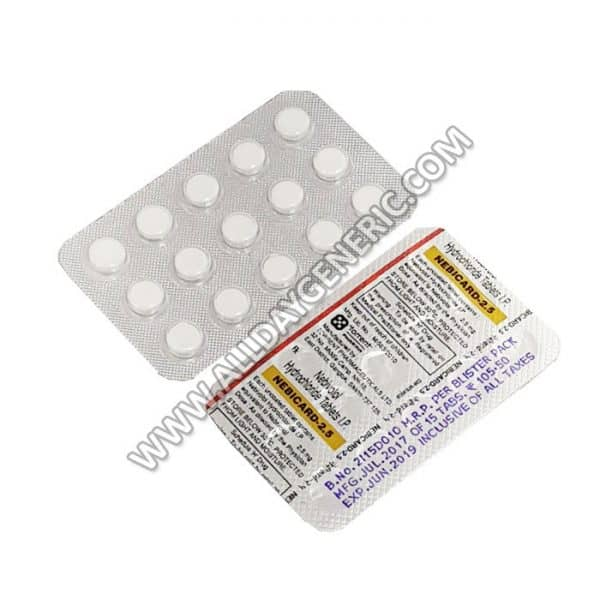 nebicard-2-5-mg