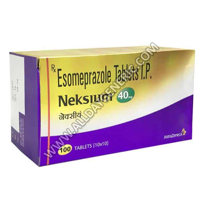 Neksium 40 mg, Esomeprazole, esomeprazol 40 mg
