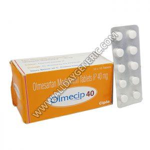 Olmecip 40 mg(Olmesartan)