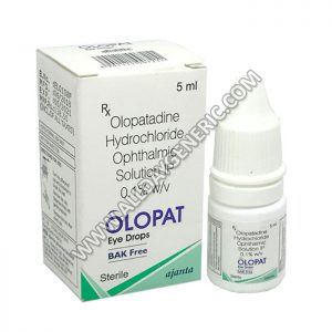 Olopat Eye Drop(Olopatadine)