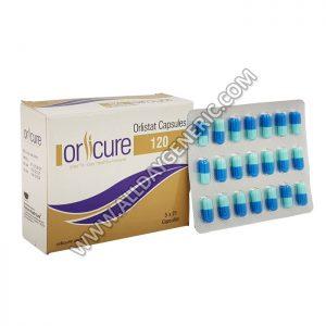 Orlicure 120 mg Capsule(Orlistat)