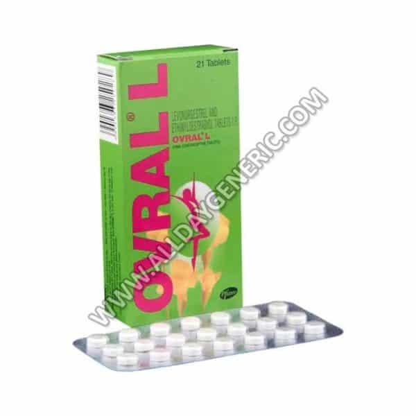 ovral-L-tablet