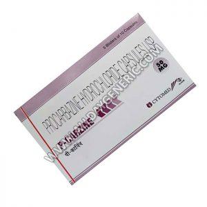 P Carzine 50 mg Capsule, Procarbazine