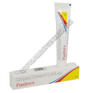Pasitrex Ointment (Calcipotriol)