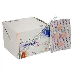 penegra xpress, Penegra 100 mg