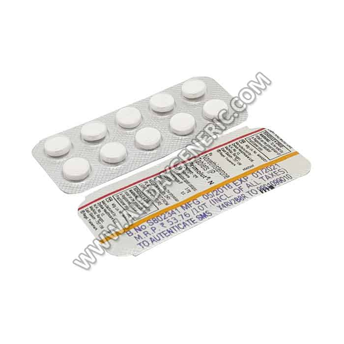 Primolut-N 5 mg (Norethisterone)